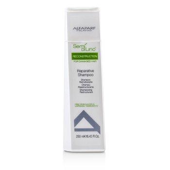 AlfaParf Semi Di Lino Reconstruction Reparative Shampoo (For Damaged Hair)  250ml/8.45oz