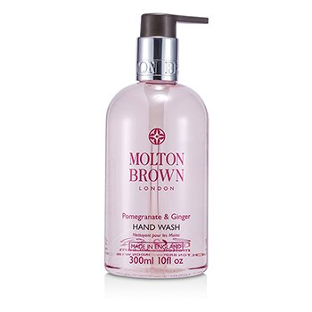 Molton Brown Żed do mycia rąk granat i imbir  300ml/10oz
