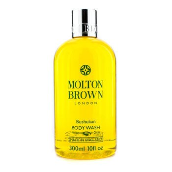 Molton Brown Bushukan Gel de Duș cu Bushukan  300ml/10oz