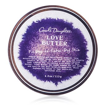 Carol's Daughter Love Butter (For Dry to Extra Dry Skin)  113g/4oz