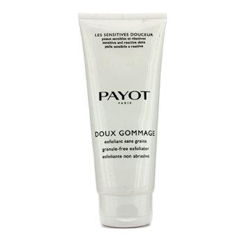 Payot Les Sensitives Douceur Doux Gommage Exfoliante Sin Gránulas (Tamaño Salón)  200ml/6.7oz