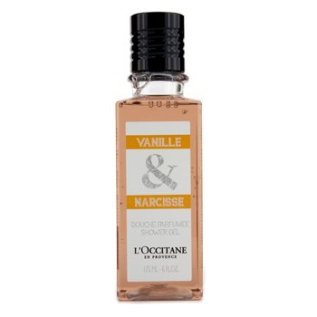 L'Occitane Vanille & Narcisse Shower Gel  175ml/6oz