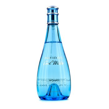 Davidoff Cool Water Eau De Toilette Spray (Limited Edition)  200ml/6.7oz