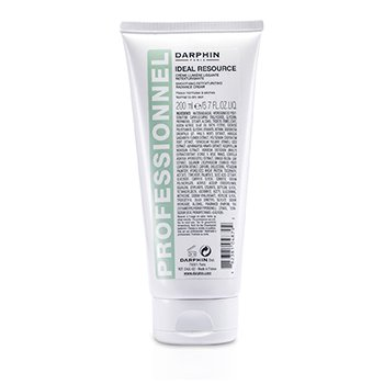 Darphin Ideal Resource Crema Suavizante Resplandor Retexturizante (Piel Normal a Seca; Tamaño Salón)  200ml/6.7oz
