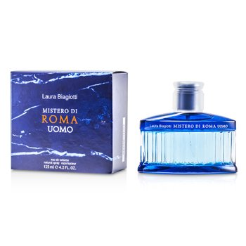 Laura Biagiotti Mistero Di Roma Uomo Eau De Toilette Spray  125ml/4.2oz