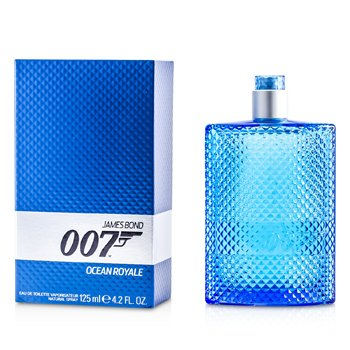 James Bond 007 Ocean Royale Eau De Toilette Spray  125ml/4.2oz