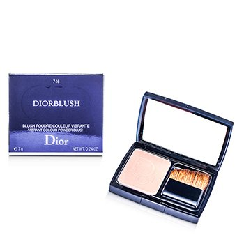 Christian Dior DiorBlush Vibrant Colour Powder Blush - # 746 Beige Nude  7g/0.24oz