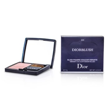 Christian Dior DiorBlush Vibrant Colour Powder Blush - # 829 Miss Pink  7g/0.24oz