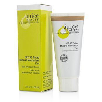 Juice Beauty SPF 30 Hidratante Mineral con Tinte - Tan  60ml/2oz