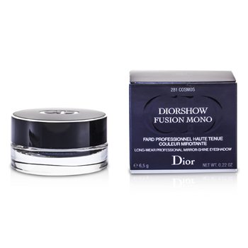 Christian Dior Diorshow Fusion Mono Long Wear Professional Mirror Shine Eyeshadow - # 281 Cosmos  6.5g/0.22oz