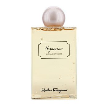 Salvatore Ferragamo Signorina Bath & Shower Gel  200ml/6.8oz