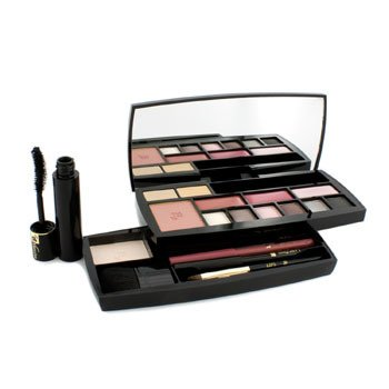 Lancôme Absolu Voyage Complete Makeup kit (1x Powder, 1x Blush, 2x Concealer, 6x EyeShadow....)