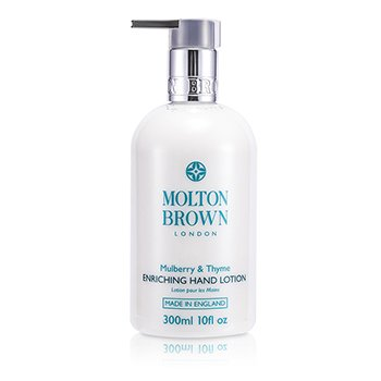Molton Brown Mulberry & Thyme Enriching Hand Lotion  300ml/10oz