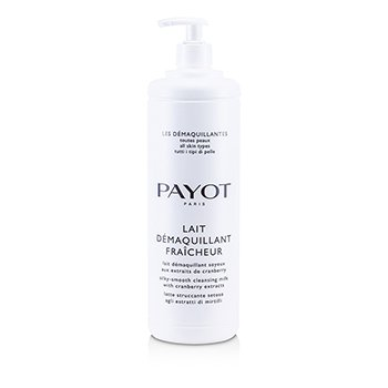 Payot Oczyszczające mleczko do twarzy Lait Demaquillant Fraicheur Silky-Smooth Cleansing Milk - For All Skin Types (duża pojemność)  1000ml/33.8oz