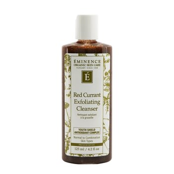Eminence Red Currant Exfoliating Cleanser (Normal to Combination Skin)  125ml/4.2oz