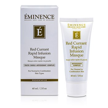 Eminence Red Currant M�scara de Infusi�n R�pida (Piel Normal a Mixta)  60ml/2oz