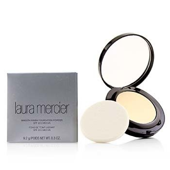 Laura Mercier Smooth Finish Foundation Powder - 01 (Light Beige With Yellow Undertone)  9.2g/0.3oz