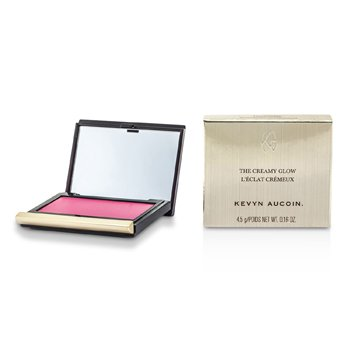 Kevyn Aucoin The Creamy Glow (Rectangular Pack) - # Liquifuschia (Hot Pink)  4.5g/0.16oz