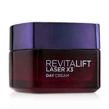 L'Oreal Revitalift Laser X3 Anti Aging Cream  50ml/1.7oz