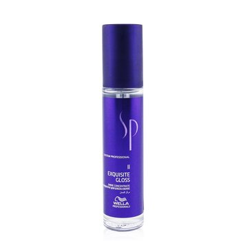 Wella SP Exquisite Gloss Concentrado de Brillo (Para Cabello Brillante, Liso)  40ml/1.3oz
