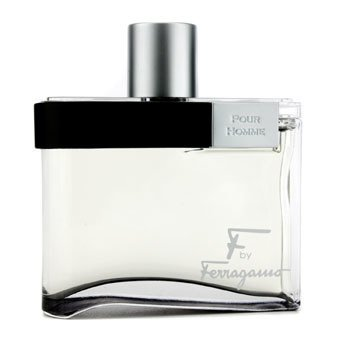 Salvatore Ferragamo F Pour Homme Black After Shave Lotion  100ml/3.4oz