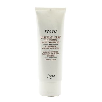 Fresh Umbrian Clay Mattifying Face Exfoliant (Normal to Oily Skin)  100ml/3.3oz