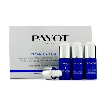 Payot Techni Liss Cure Intense - 21-Day Smoothing Programme  3x10ml/0.34oz