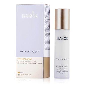 Babor Okysličující krém pro více energie Skinovage PX Vita Balance Oxygen Energizing Cream  50ml/1.7oz