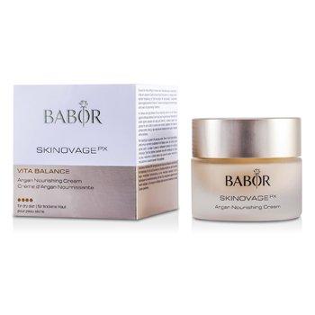 Babor Skinovage PX Vita Balance Argan Nourishing Cream - Krim Wajah (Untuk Kulit Kering)  50ml/1.7oz