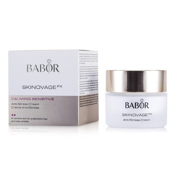 Babor Skinovage PX Calming Sensitive Anti-Stress Cream (For Sensitive Skin)  50ml/1.7oz