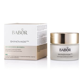 Babor Skinovage PX Advanced Biogen Mimical Control Cream (For Tired Skin in need of Regeneration)  50ml/1.7oz