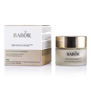 Babor Skinovage PX Advanced Biogen Daily Revitalizing Cream - Krim Harian (Untuk Kulit Lelah Memerlukan Regenerasi)  50ml/1.7oz