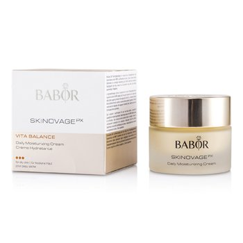 Babor Denní hydratační krém Skinovage PX Vita Balance Daily Moisturizing Cream (pro suchou pokožku)  50ml/1.7oz