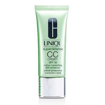 Clinique Superdefense Crema CC SPF30 - Medium Deep  40ml/1.4oz