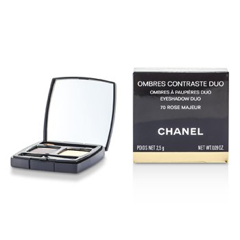Chanel Ombres Contraste Duo - # 70 Rose Majeur  2.5g/0.09oz