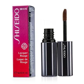 Shiseido Lacquer Rouge Pintalabios - # BR616 (Truffle)  6ml/0.2oz
