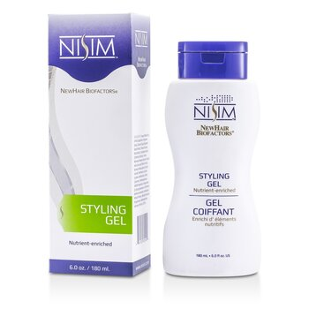 Nisim Styling Gel  180ml/6oz