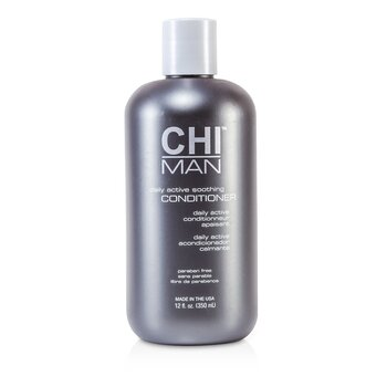 CHI Man Daily Active Acondicionador Calmante  350ml/12oz