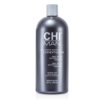 CHI Condicionador Man Daily Active Soothing  950ml/32oz