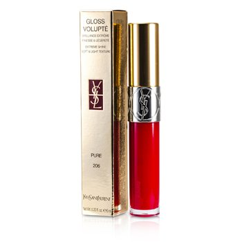 Yves Saint Laurent Gloss Volupte - # 206 Fuchsia Oran  6ml/0.2oz
