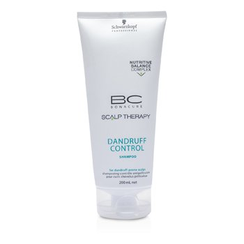 Schwarzkopf شامپو ضد شوره BC Scalp Therapy (مناسب موهای دارای شوره)  200ml/6.7oz