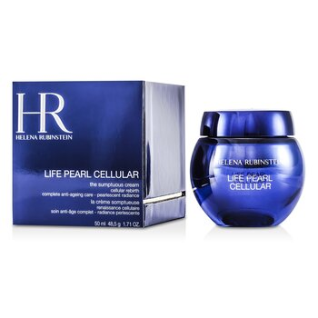 Helena Rubinstein Life Pearl Cellular The Sumptuous Cream (Made in Japan)  50ml/1.71oz