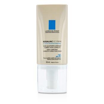 La Roche Posay Rosaliac CC Cream SPF 30 - Daily Unifying Complete Correction Cream  50ml/1.69oz