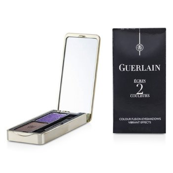 Guerlain Ecrin 2 Couleurs Colour Fusion luomiväris - # 09 Two Vip  2x2g/0.07oz
