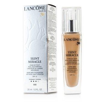 Lancome Teint Miracle Bare Skin Base Creadora de Luz Natural SPF 15 - # 035 Beige Dore  30ml/1oz