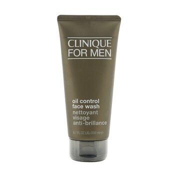 Clinique Oil Control Face Wash - Pembersih  200ml/6.7oz