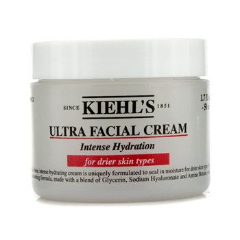 Kiehl's Ultra Facial Cream Hidratación Intensa (Para Tipos de Piel Más Secos)  50ml/1.7oz