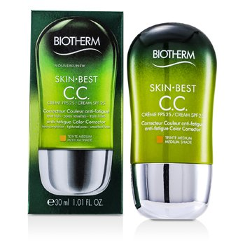 Biotherm Skin Best CC Krem SPF 25 - # 1 Medium  30ml/1.01oz