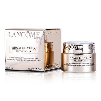 Lancome Absolue Yeux Precious Cells Crema de Ojos Regeneradora y Reponedora (Hecha en Japón)  20ml/0.7oz