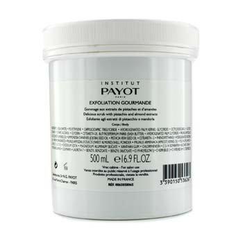 Payot Exfoliation Gourmande Leziz Vücut Ovucu Şamfıstığı ve Badem Özlü (Salon Ürünü)  500ml/16.7oz